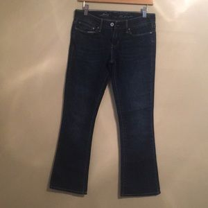 Like New! Levi Bootcut Jeans
